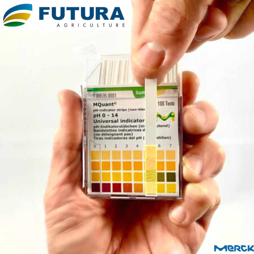 Indicado para a verificação direta do valor do pH em soluções aquosas.